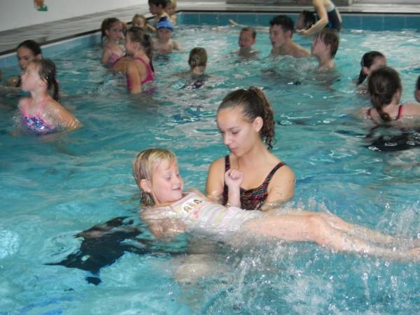 GALFOT Zwemschool Initiatie KORF 4